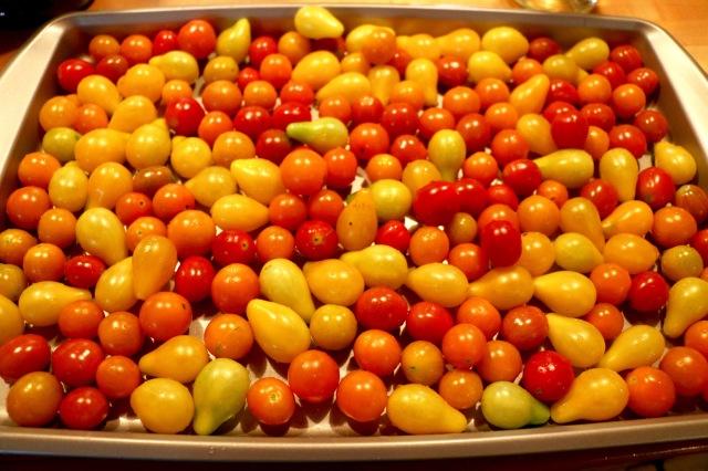 Sauce tomate 1
